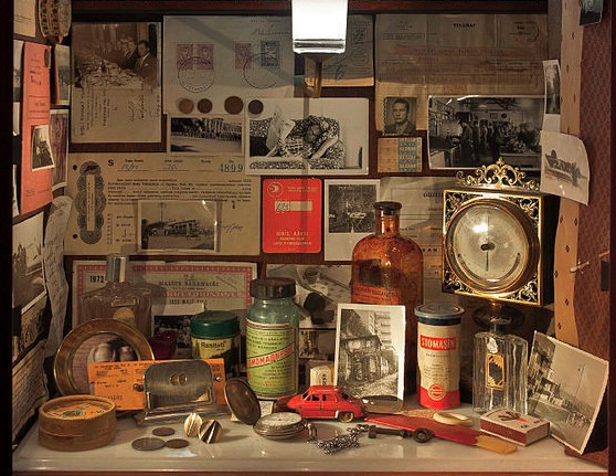 Display in the Museum of Innocence